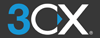 3cx_logo_standard_grey background-100